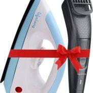 Flipkart : Lifelong LLCMB06 1100 W Dry Iron with Men's Trimmer at Rs.999