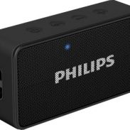 Flipkart : Philips BT60BK/94 3 W Bluetooth Speaker(Black, Mono Channel) at Rs.1049