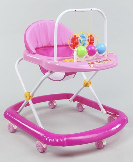 Musical & Regular Baby Walkers starting at Rs.1038