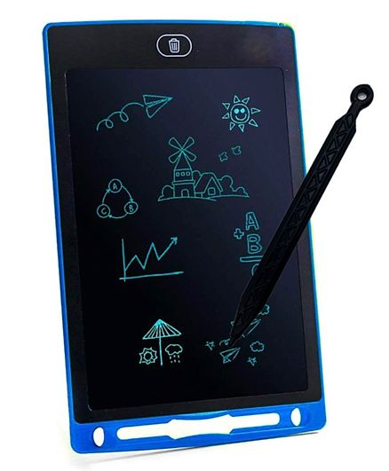Syga 8.5 Inch LCD Writing Tablet Scribbling Pad at Rs.258.96