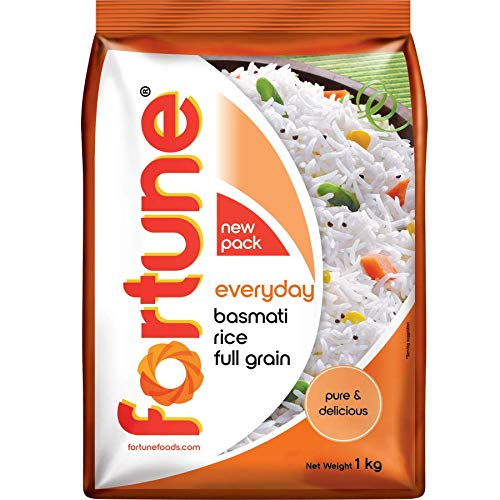 Fortune Everyday Basmati Rice, 1kg at Rs.79