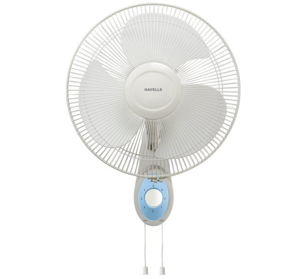 Havells Swing Platina 400mm High Speed Wall Fan (White) at Rs.1932