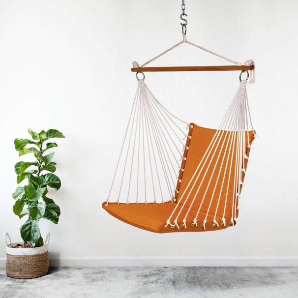 Hangit Polyester Swing Chair (Desert Brown, 60 Centimeters) at Rs.1288