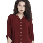 fmania Women Tunic Short Top Casual for Women/Girls Top at Rs.300