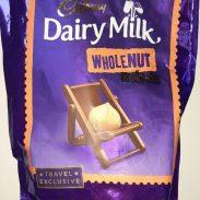Cadbury Dairy Milk Wholenut (Hazelnut) Minis 36 Minitures Bar Packet, 400g at Rs.699