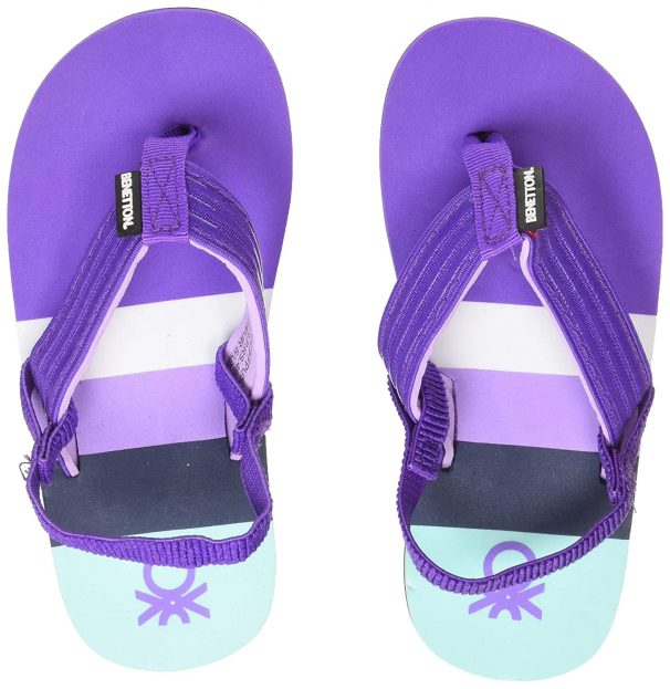 United Colors of Benetton Boys Flip-Flops at Rs.139
