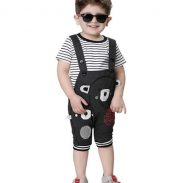 Dungarees, 2-4 Years, Boys - Onesies & Rompers at Rs.719
