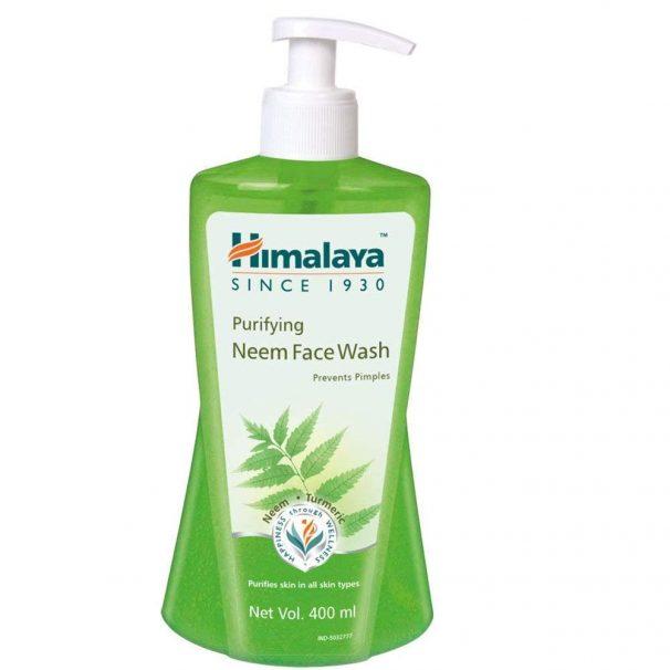 Himalaya Purifying Neem Face Wash, 400 ml at Rs.227