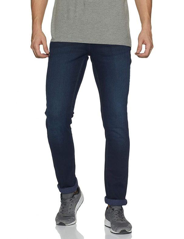 Lee Men's Skinny Fit Jeans at Rs.686