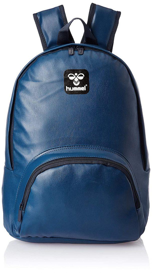 hummel Polyester 11 cms Blue Messenger Bag at Rs.334