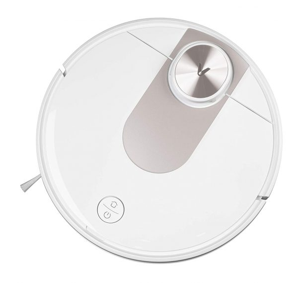 Viomi SE Robot Vacuum Cleaner and Mop with Intelligent Laser Navigation (White) at Rs.24999